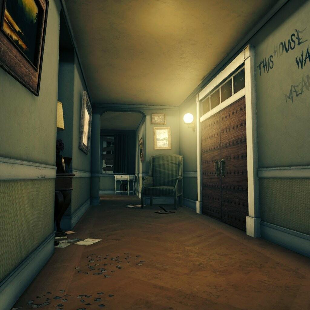Horror Hallway