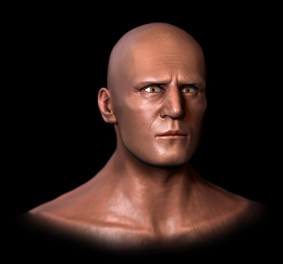 WIP - Facial Study