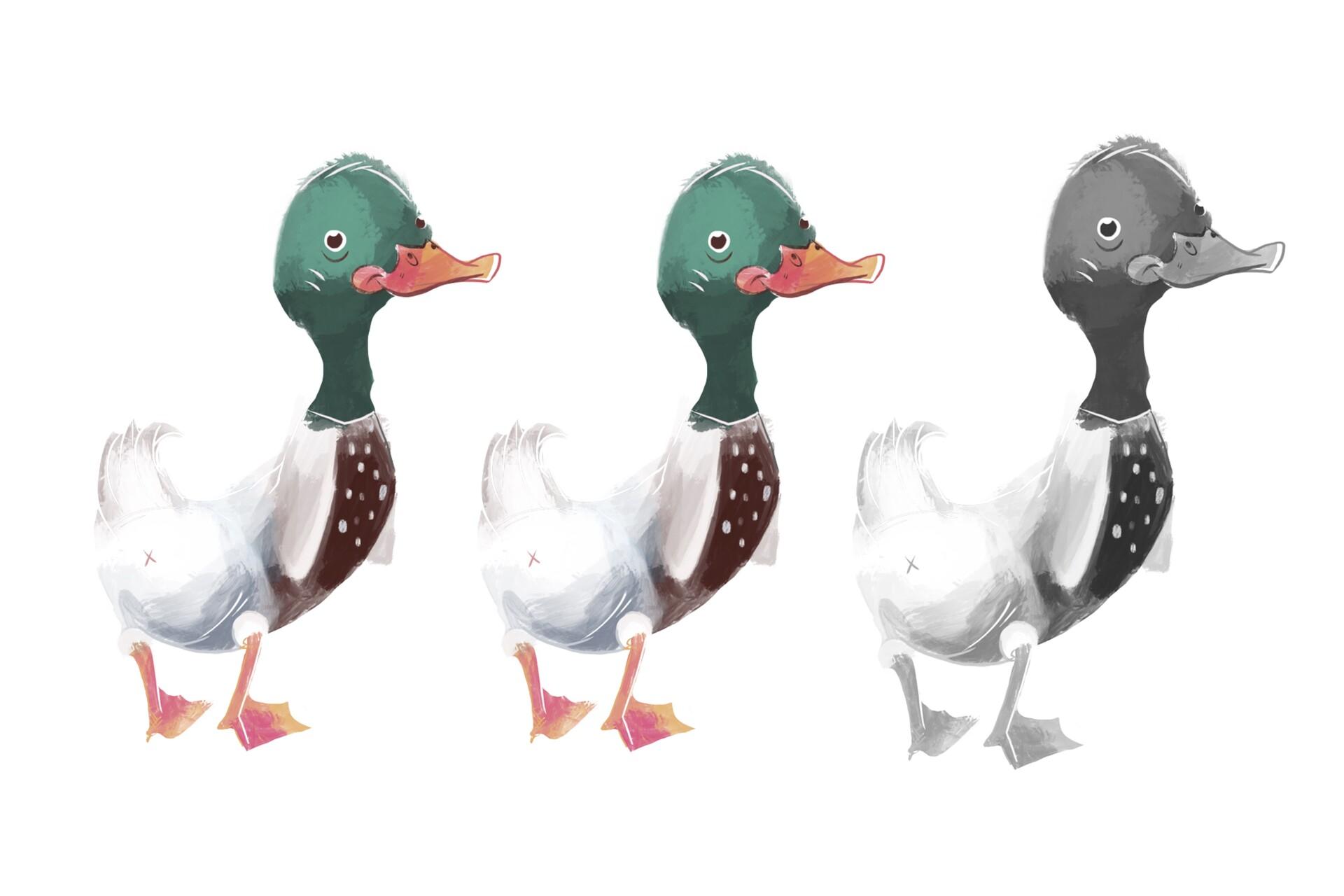 Mccal joy duckduckgrayduck design mccal