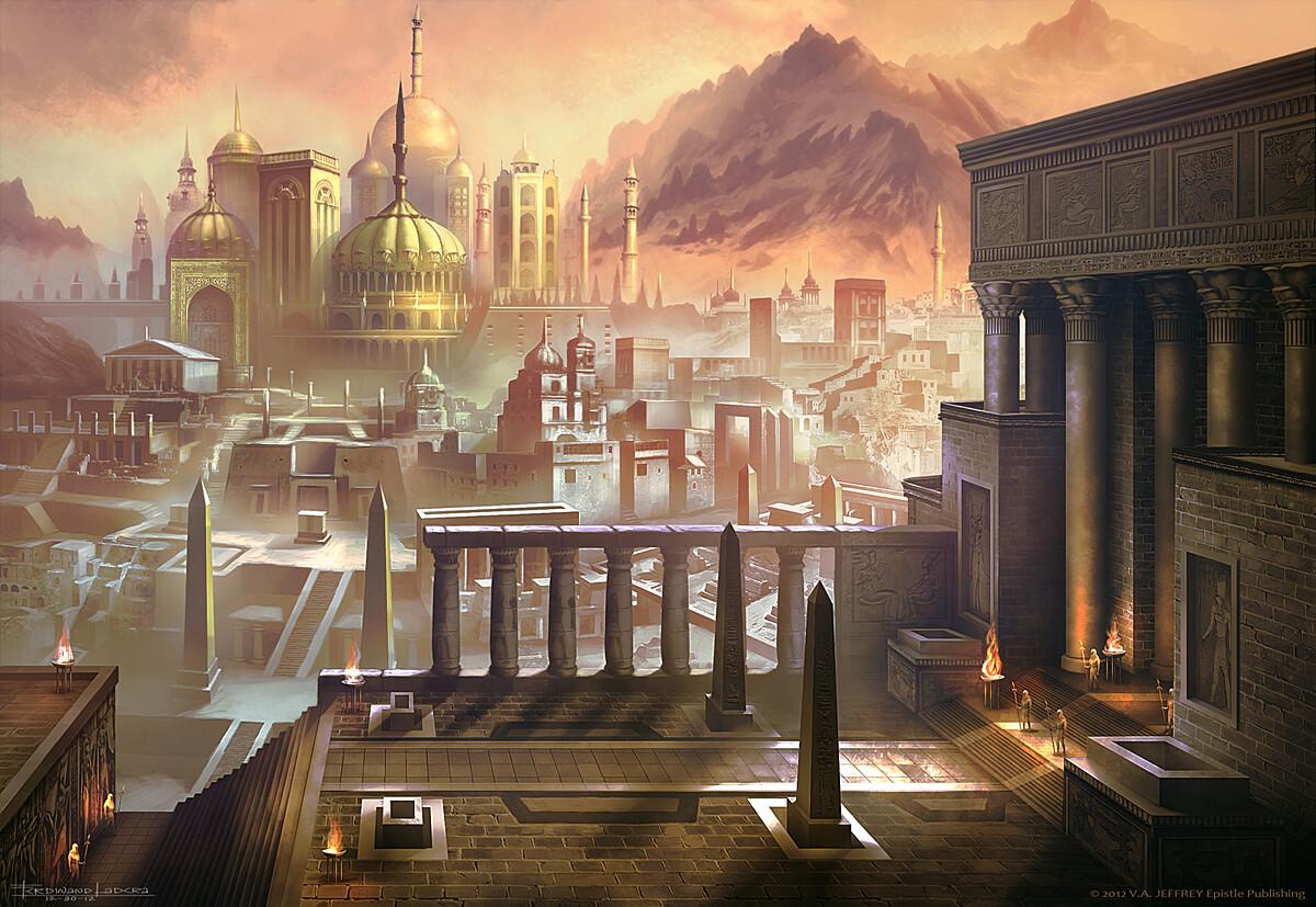 Ferdinand ladera golden temple