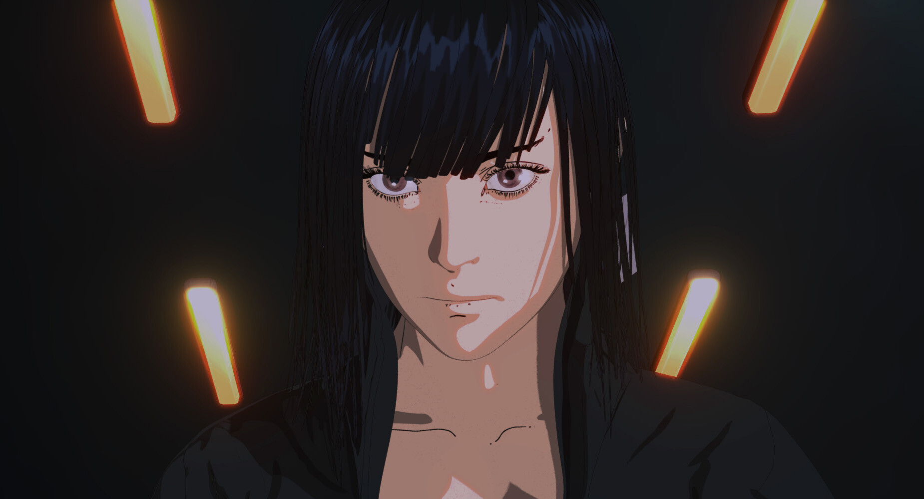 Maciej kuciara anime shader 2019 01