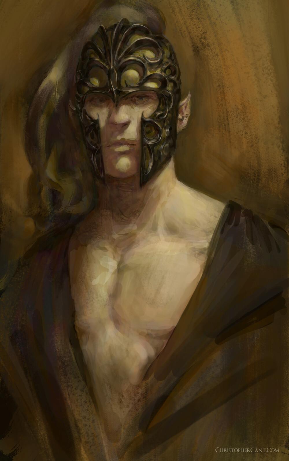 Khedun the Cursed Prince