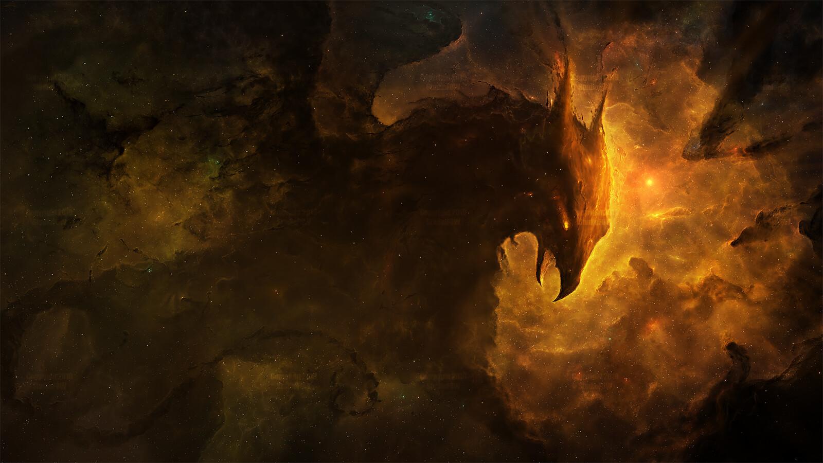 Griffin Nebula