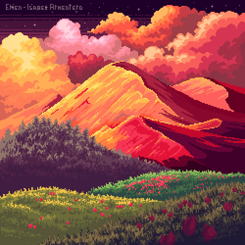 Pixel illustration #18