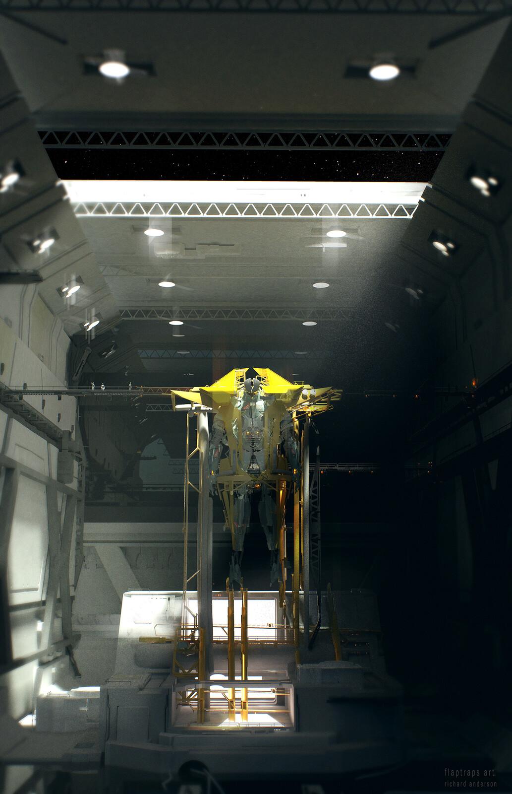 Bot Hangar.