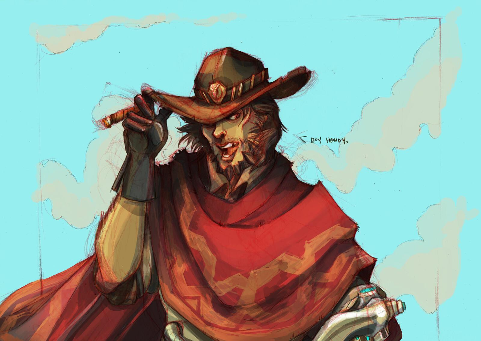 Overwatch: boy howdy