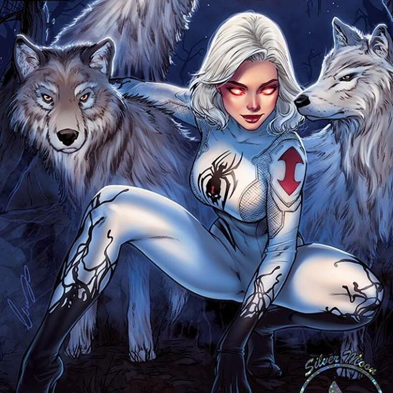 White Widow #2