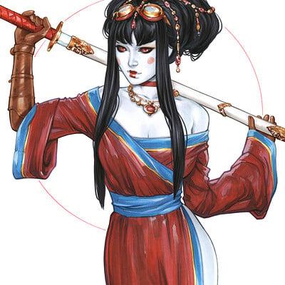 Elias chatzoudis geisha