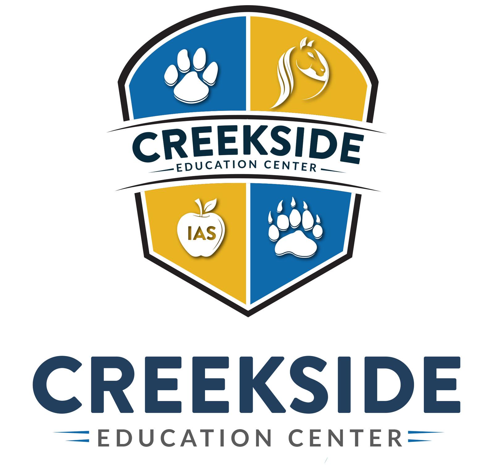 Creekside Education Center Logo Refresh