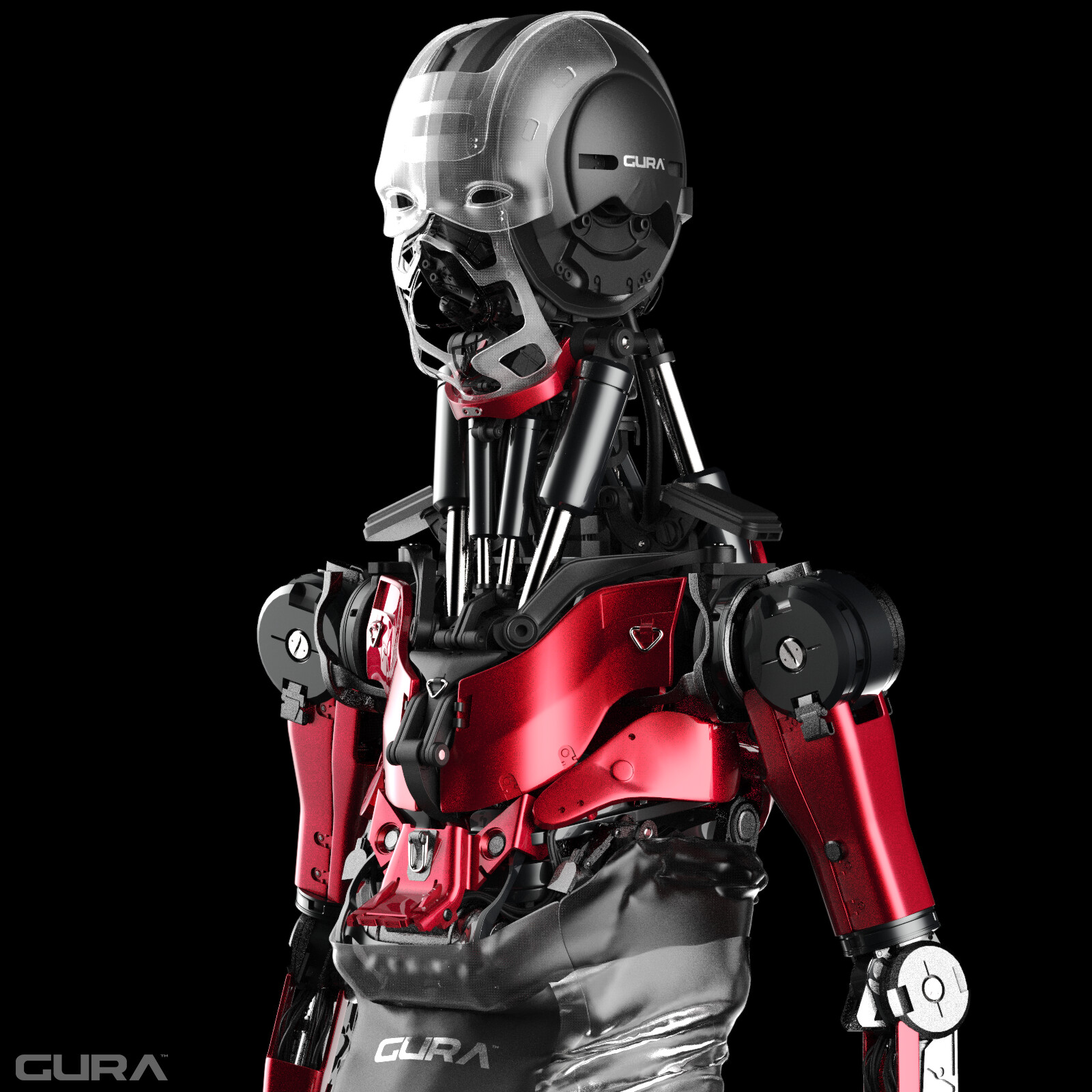 Edon guraziu gura droid red a