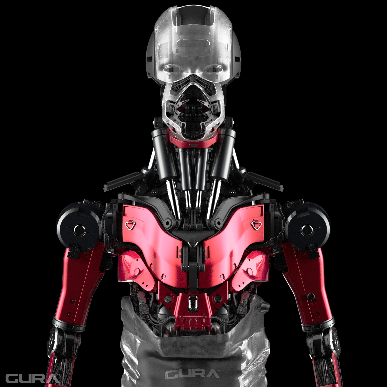 Edon guraziu gura droid red b