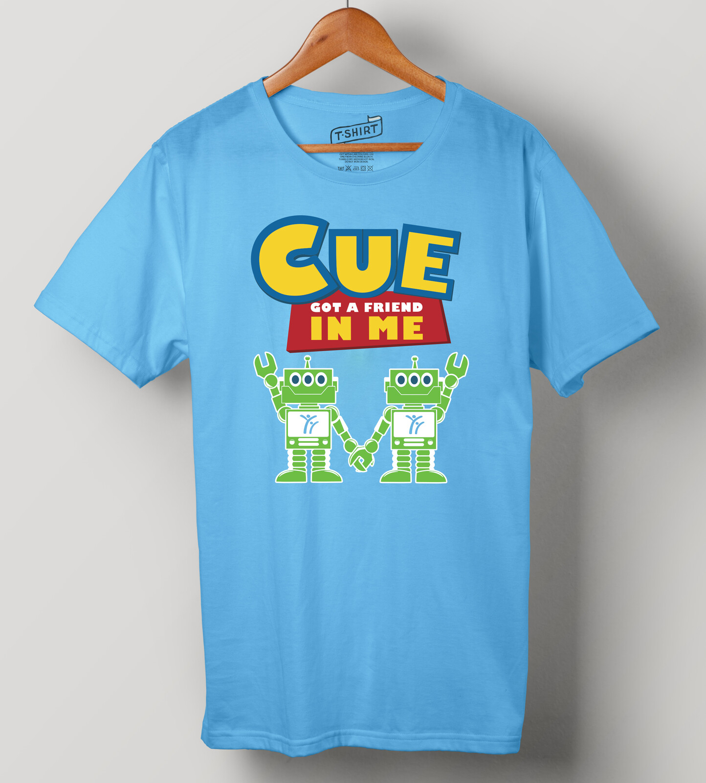 CUE Conference T-Shirt Design 2018