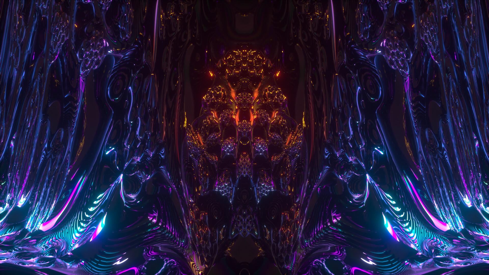 ArtStation - Vectron Close Up, Konnor Reece