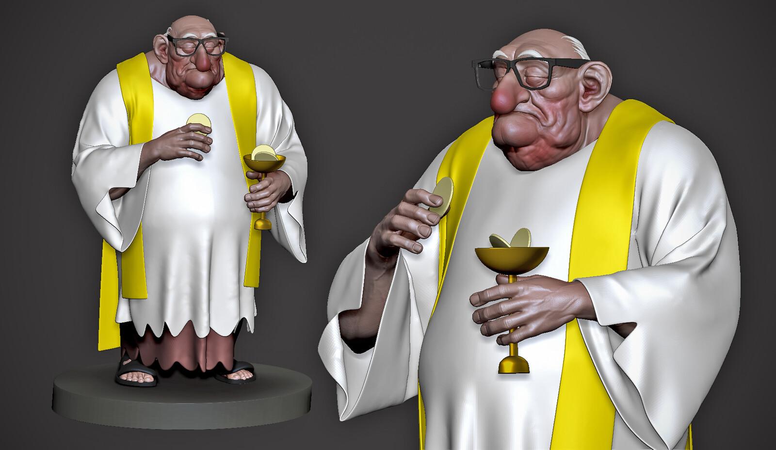 Priest WIP