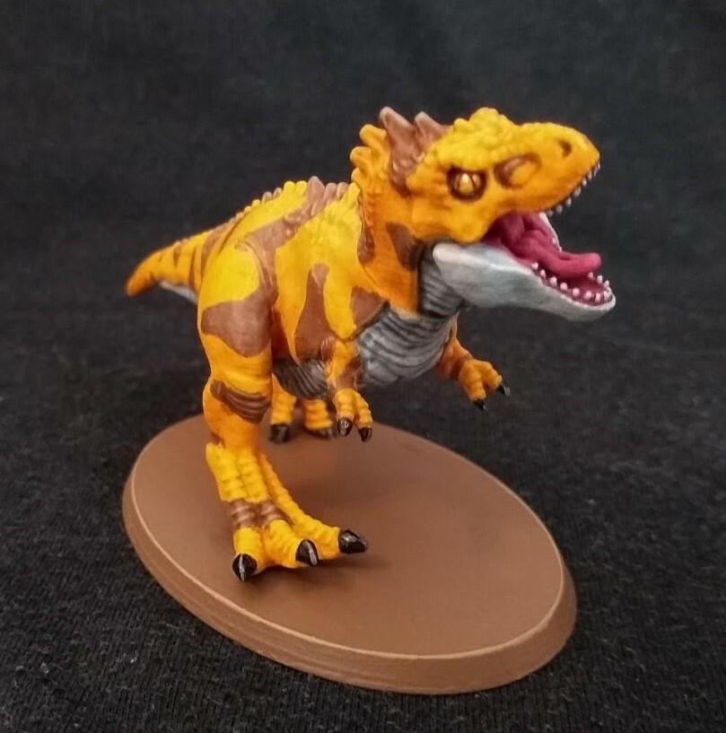 TRex 3D print - final