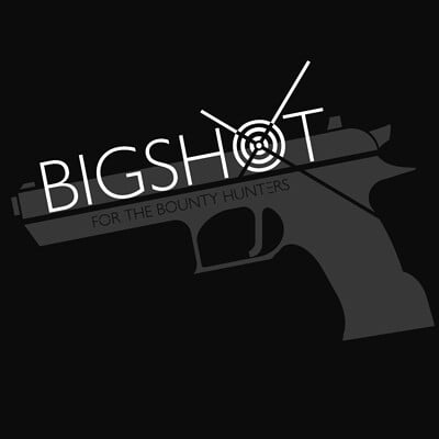 Amelia plant big shot gun grey