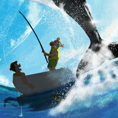 Jmr johanna mesa ramos whalejump2017