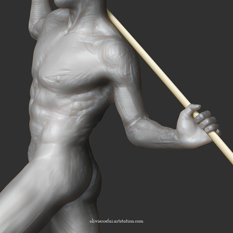 Full Figure Anatomy Sculpting