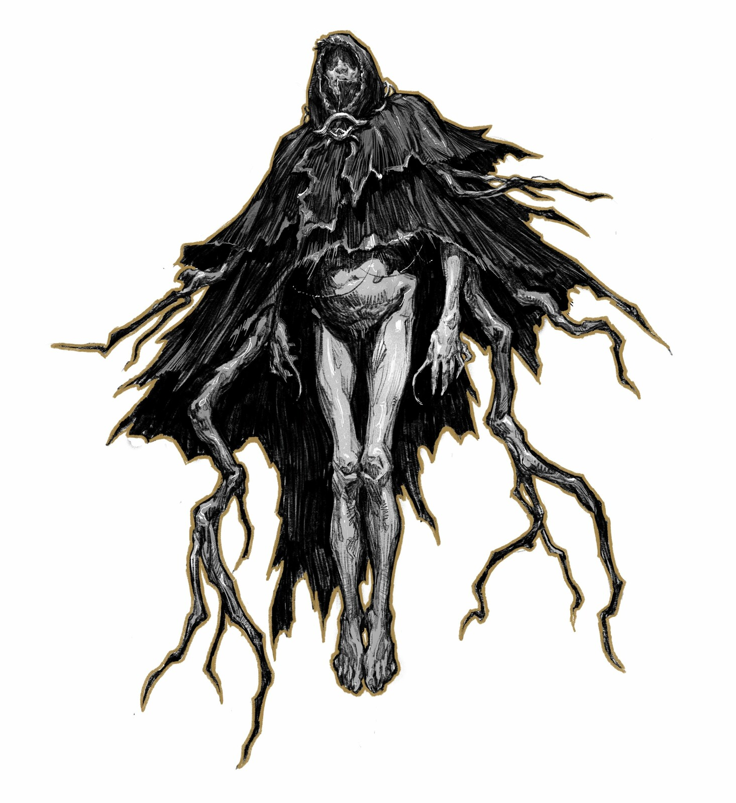 Shub-Niggurath follower /1