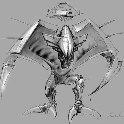 Oleg koreyba oleg koreyba demon sketch