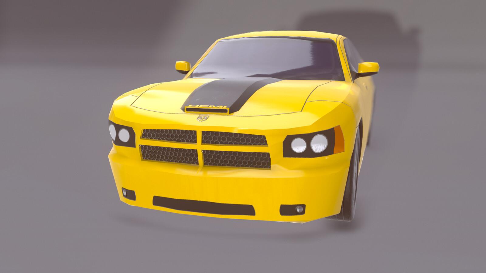 Dodge Charger Superbee Model