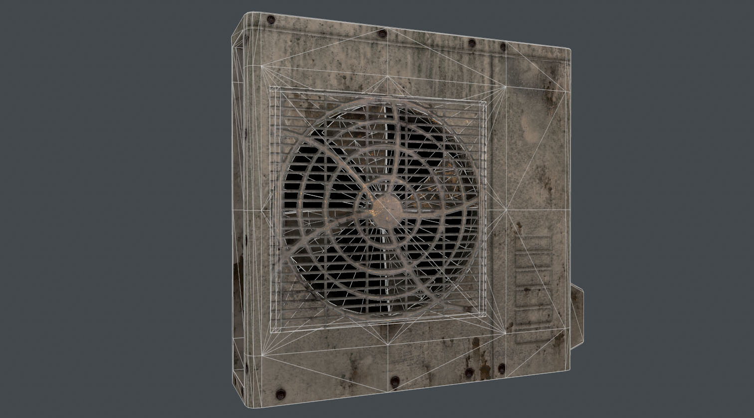 Airco Wireframe