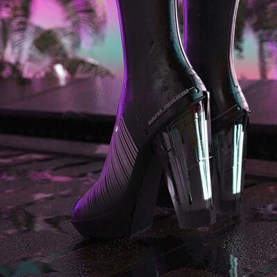 Rhea lonsdale boot insta