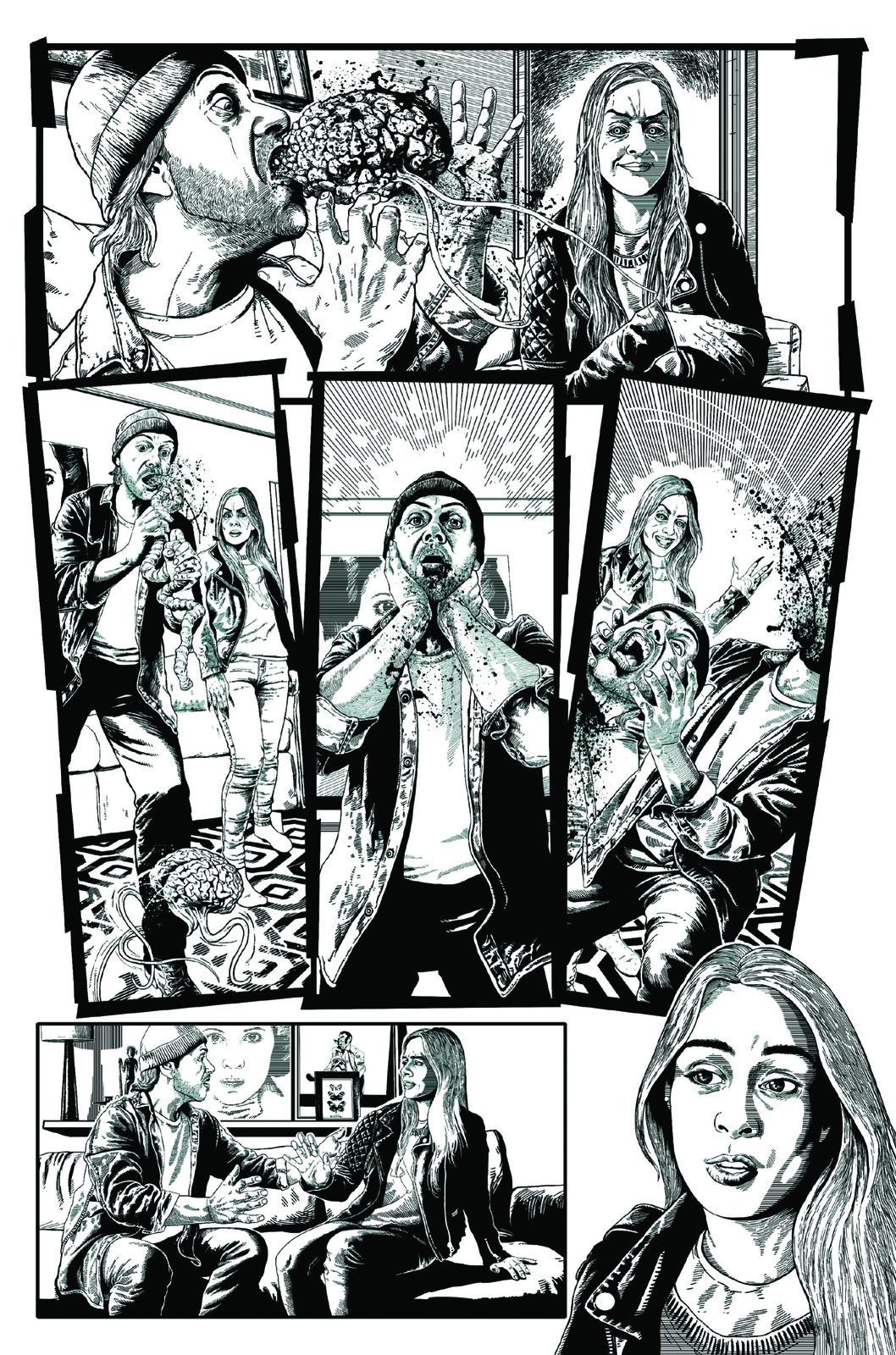 Indie Comic strip page 3
