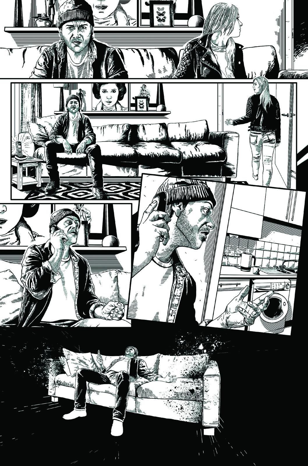Indie Comic strip page 4