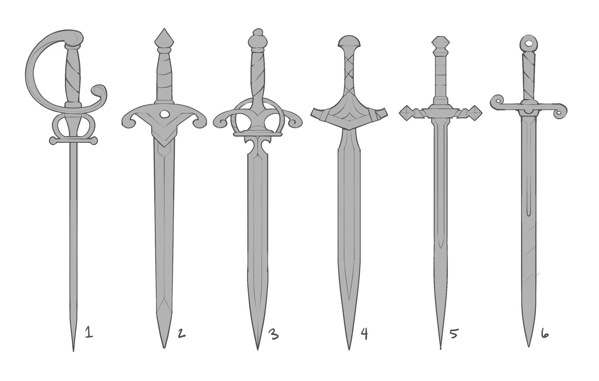 Becca hallstedt swords 1stpass