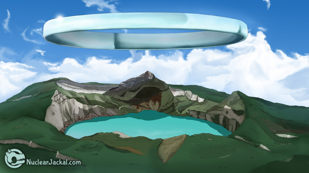 Tolnen crater