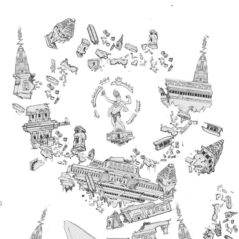 Scrambled Temple