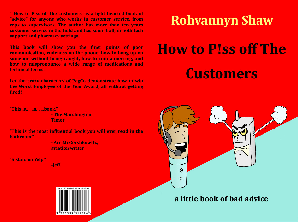 Rohvannyn shaw how to bookcover6x9 bw 90