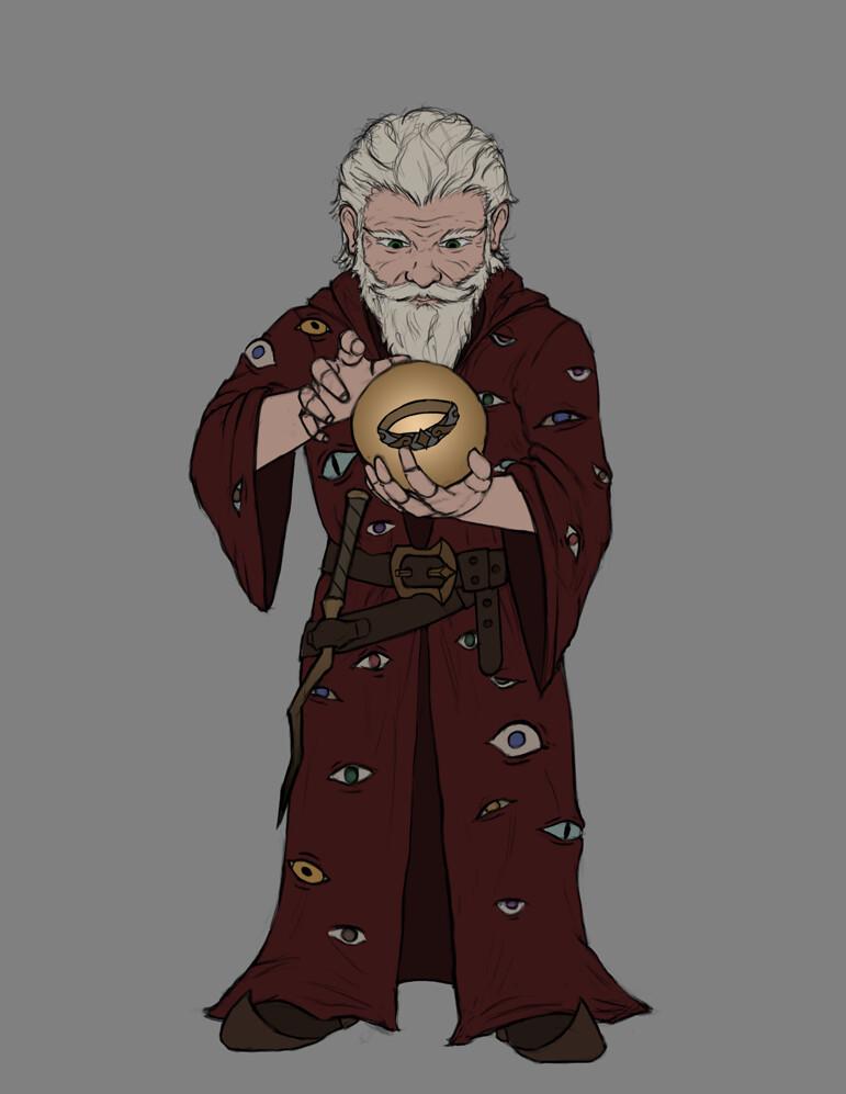 Christian hadfield gnome wizard update 1