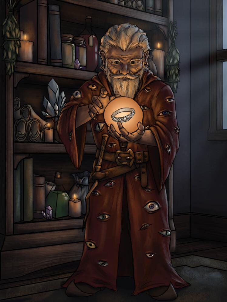 Christian hadfield gnome wizard update 3