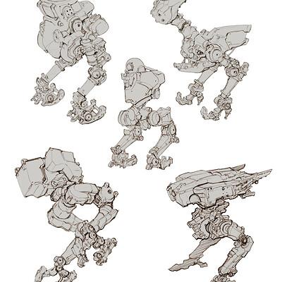 Min seub jung robot 12