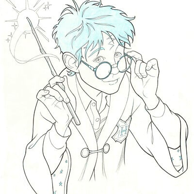Jerome moore harry potter generic 2