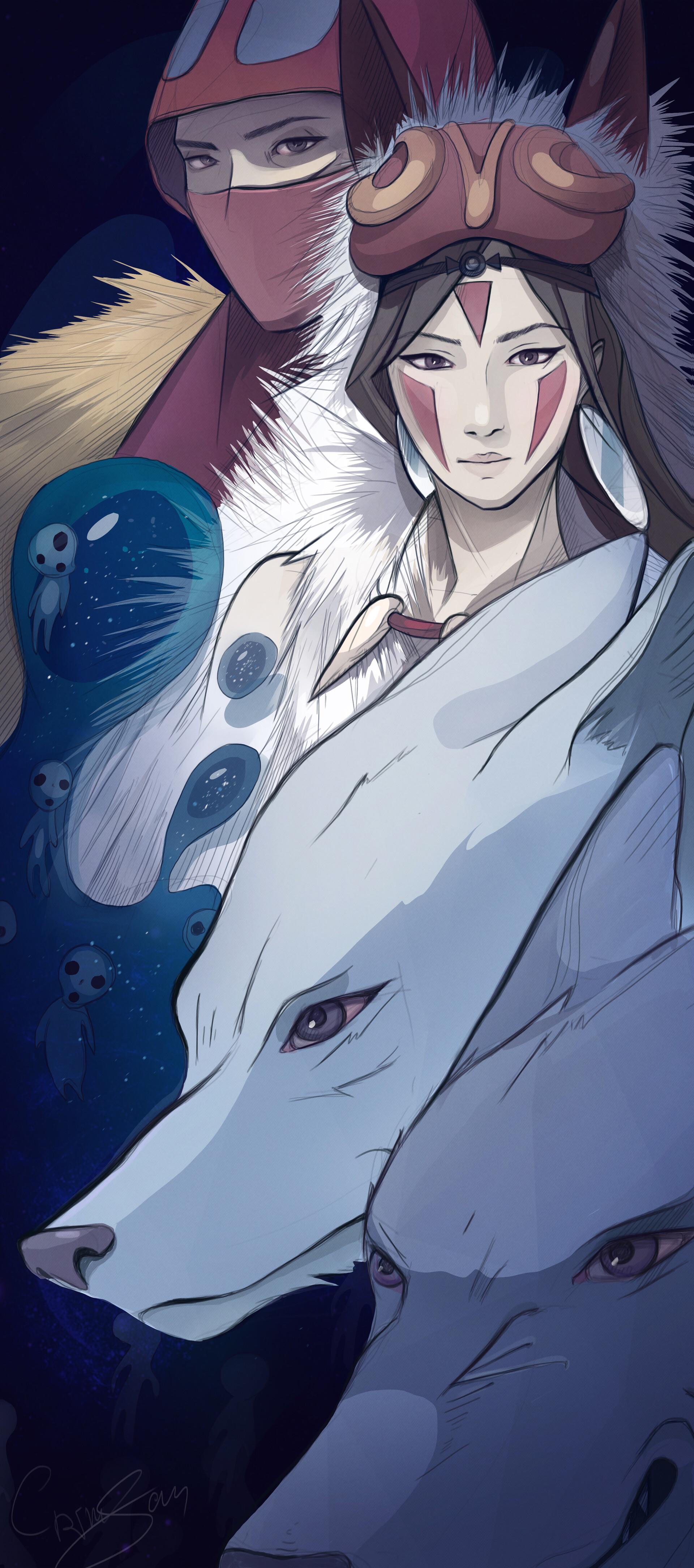 Mononoke Hime もののけ姫