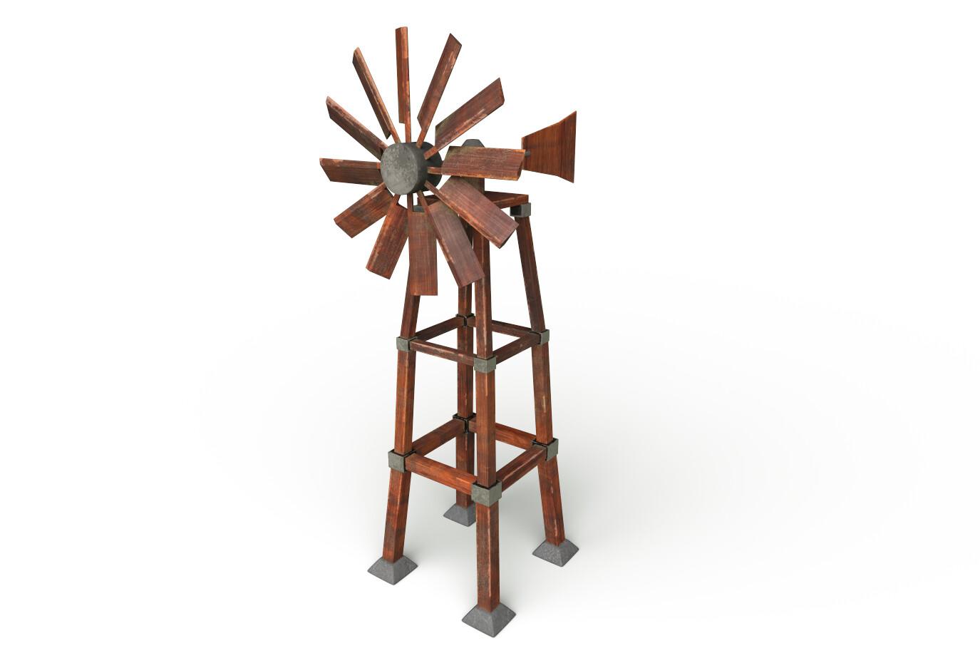 Joseph moniz windmill001i