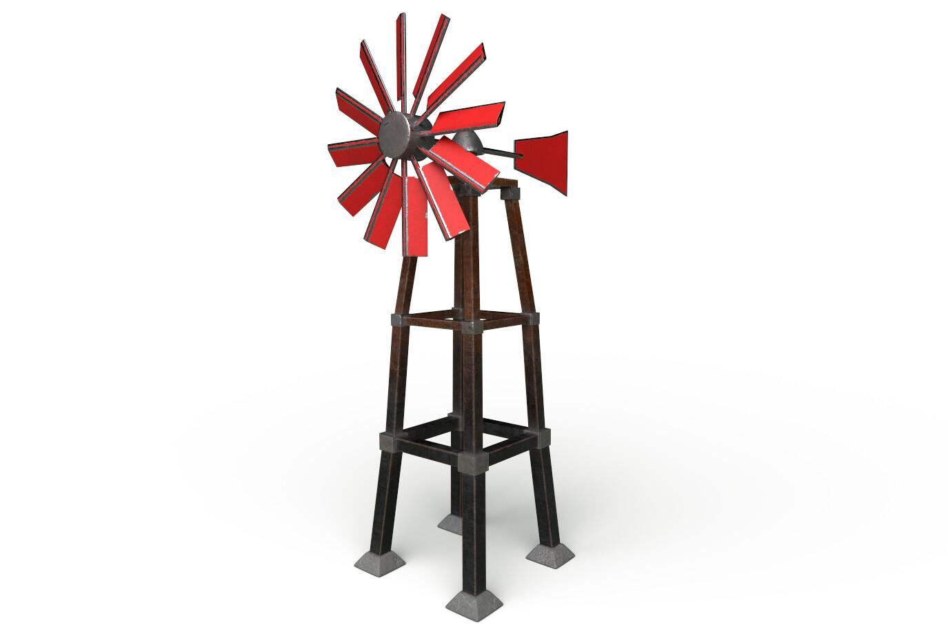 Joseph moniz windmill001d