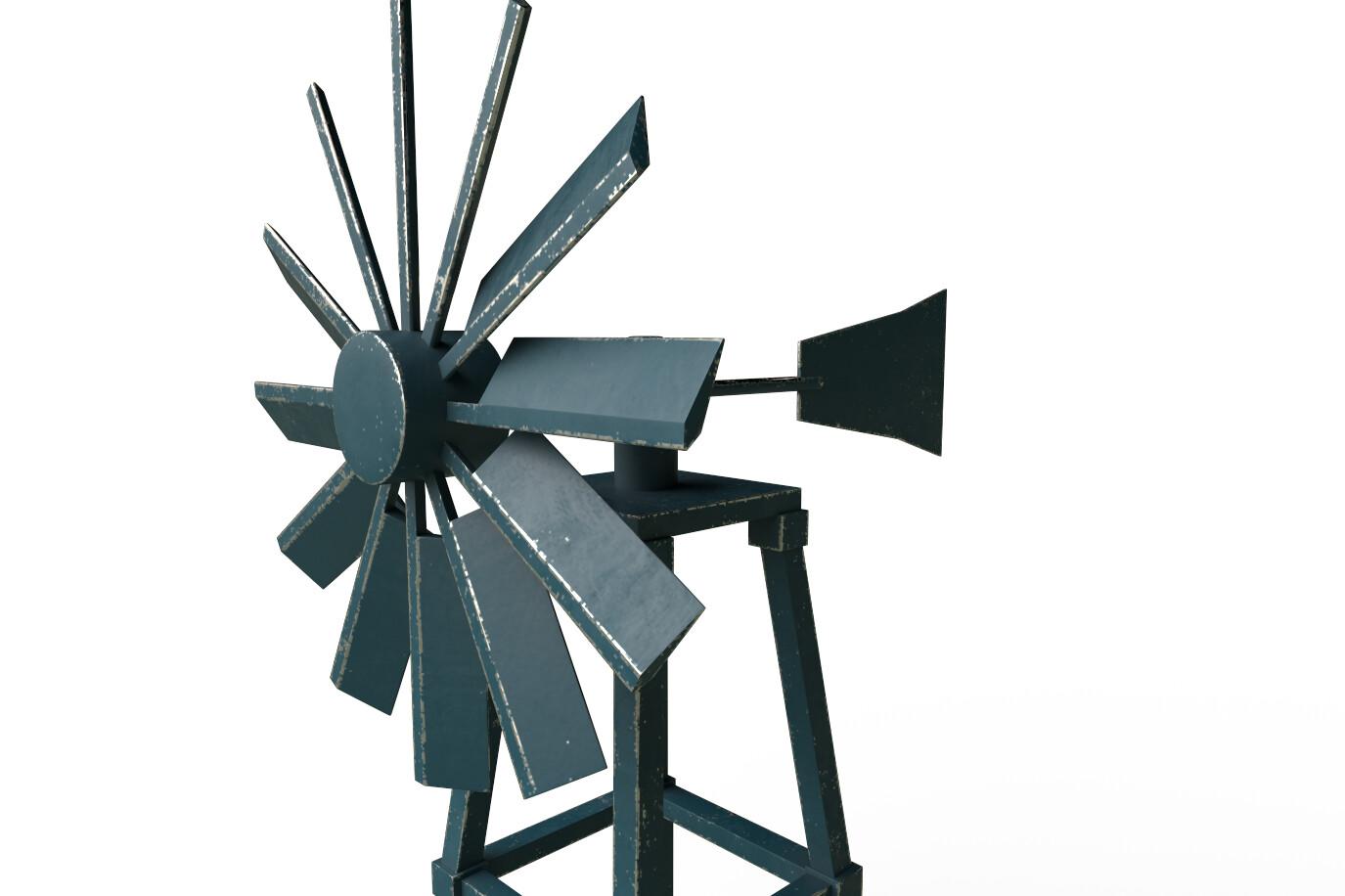 Joseph moniz windmill001e