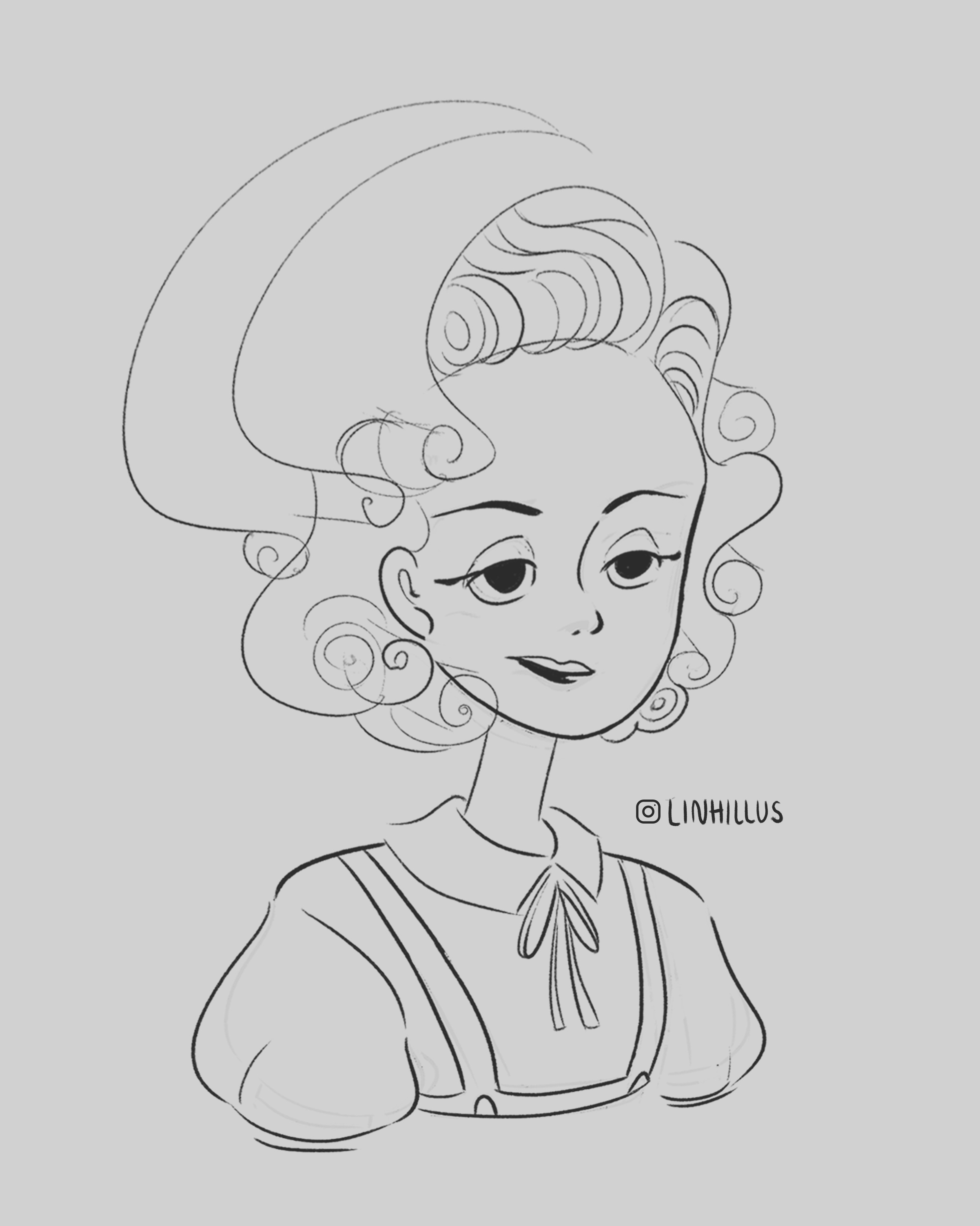 An early sketch of Amelia
