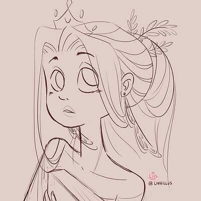 Grace's Sketch