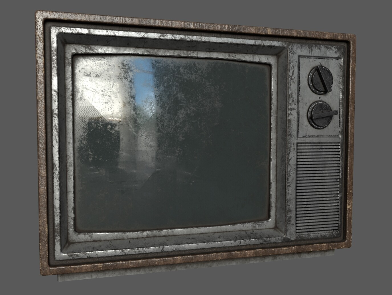 Television (Living Room Scene)