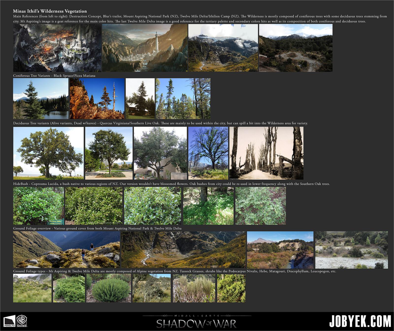 Stylesheet for Minas Ithil's Wilderness Vegetation