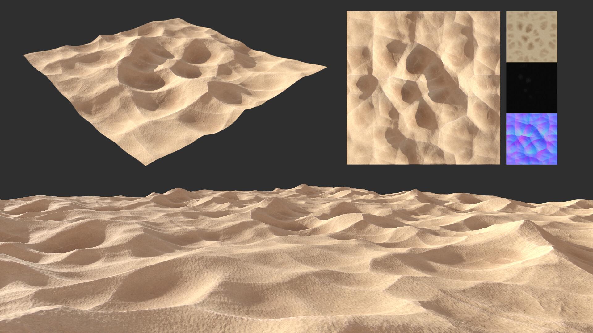 Christopher miller terrain tests dunes 01