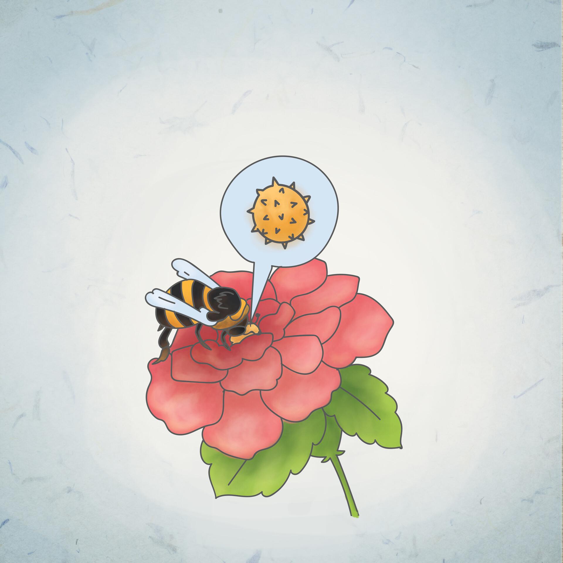 Alecs ganoria boy pollen