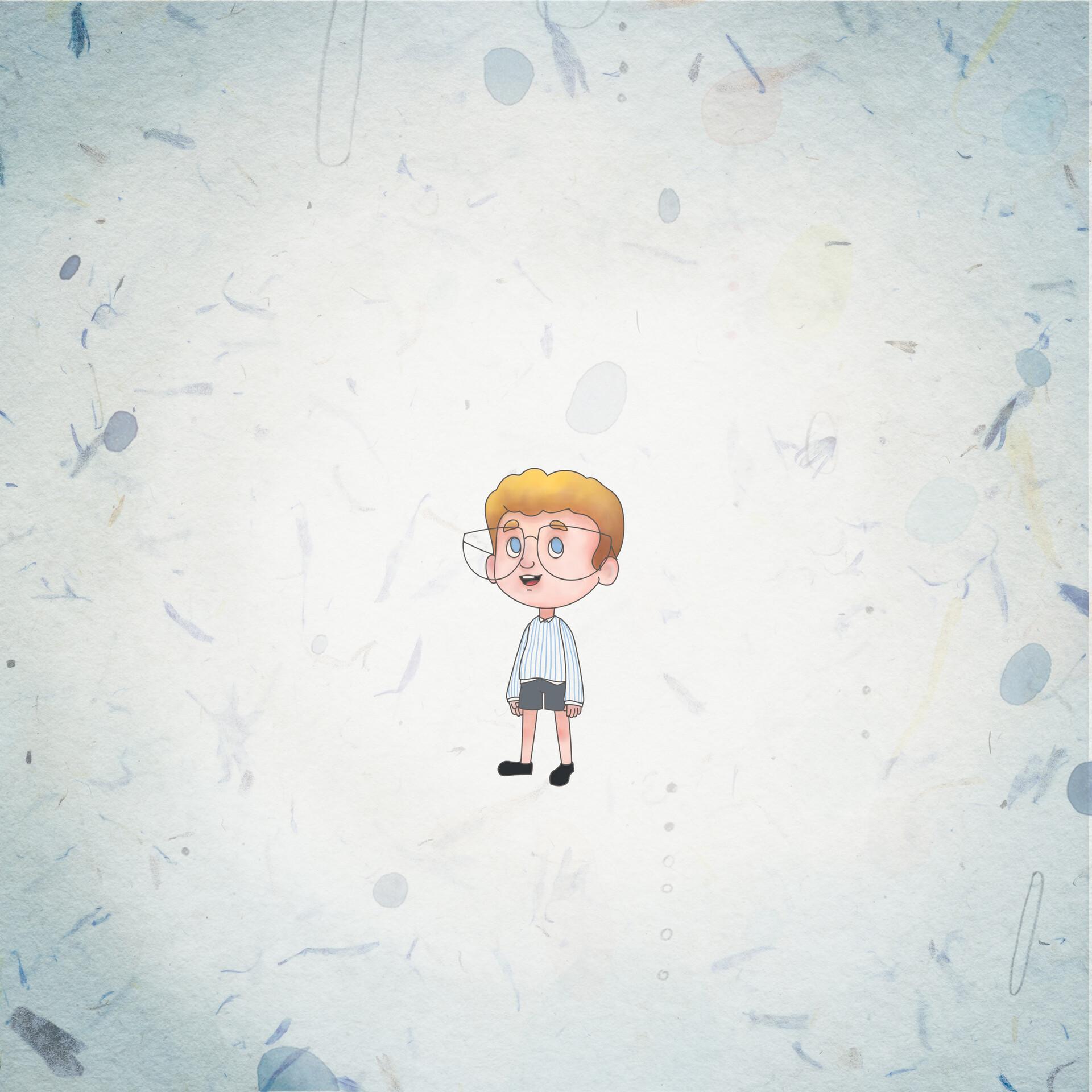 Alecs ganoria blank boy