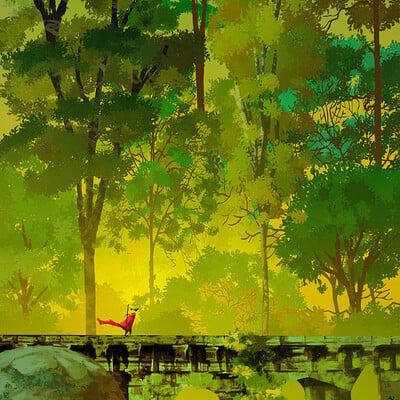 Anato finnstark the king s journey the elder s forest part 2 by anatofinnstark dd3ji6v fullview
