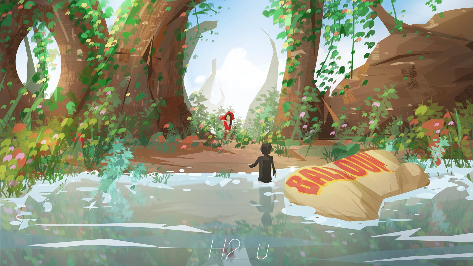 Artstation Magic Land Of Oz H2 U